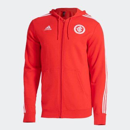 Jaqueta Adidas Internacional Vermelha Masculina - P