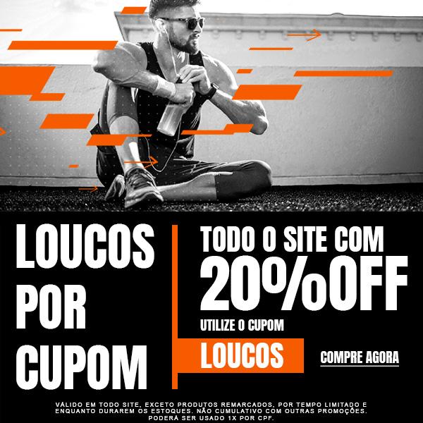R mob Cupom Loucos
