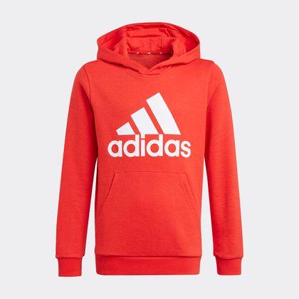 Blusão Adidas Big Logo Vermelho Infantil