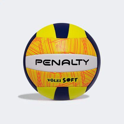 Bola Vôlei Penalty Soft X Laranja - Único
