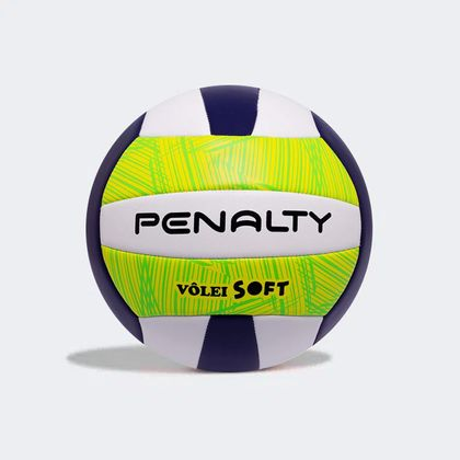 Bola Vôlei Penalty Soft X Verde - Único