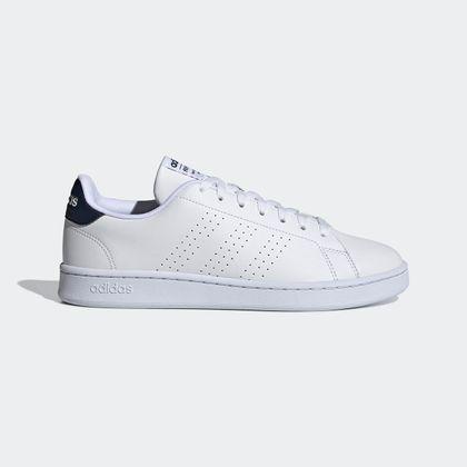 Tênis Adidas Advantage Branco Masculino