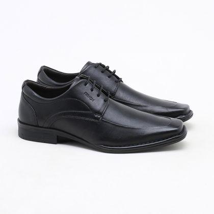 Sapato Social Ferracini Ambience Preto Masculino