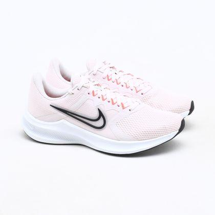 Tênis Nike Downshifter 11 Rosa Feminin...