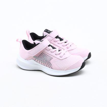 Tênis Nike Downshifter 11 Rosa Infanti...